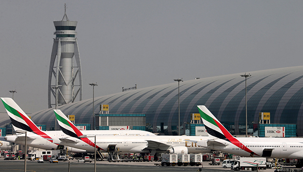Trump's Laptop Ban Targets Gulf Airlines