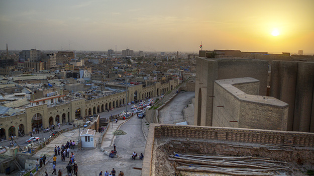 Erbil, Baghdad, and Implications of the Oil Dispute