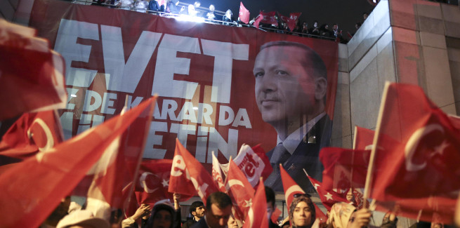 Turkey's Erdogan Gets His Presidential Wish | Monday Briefing