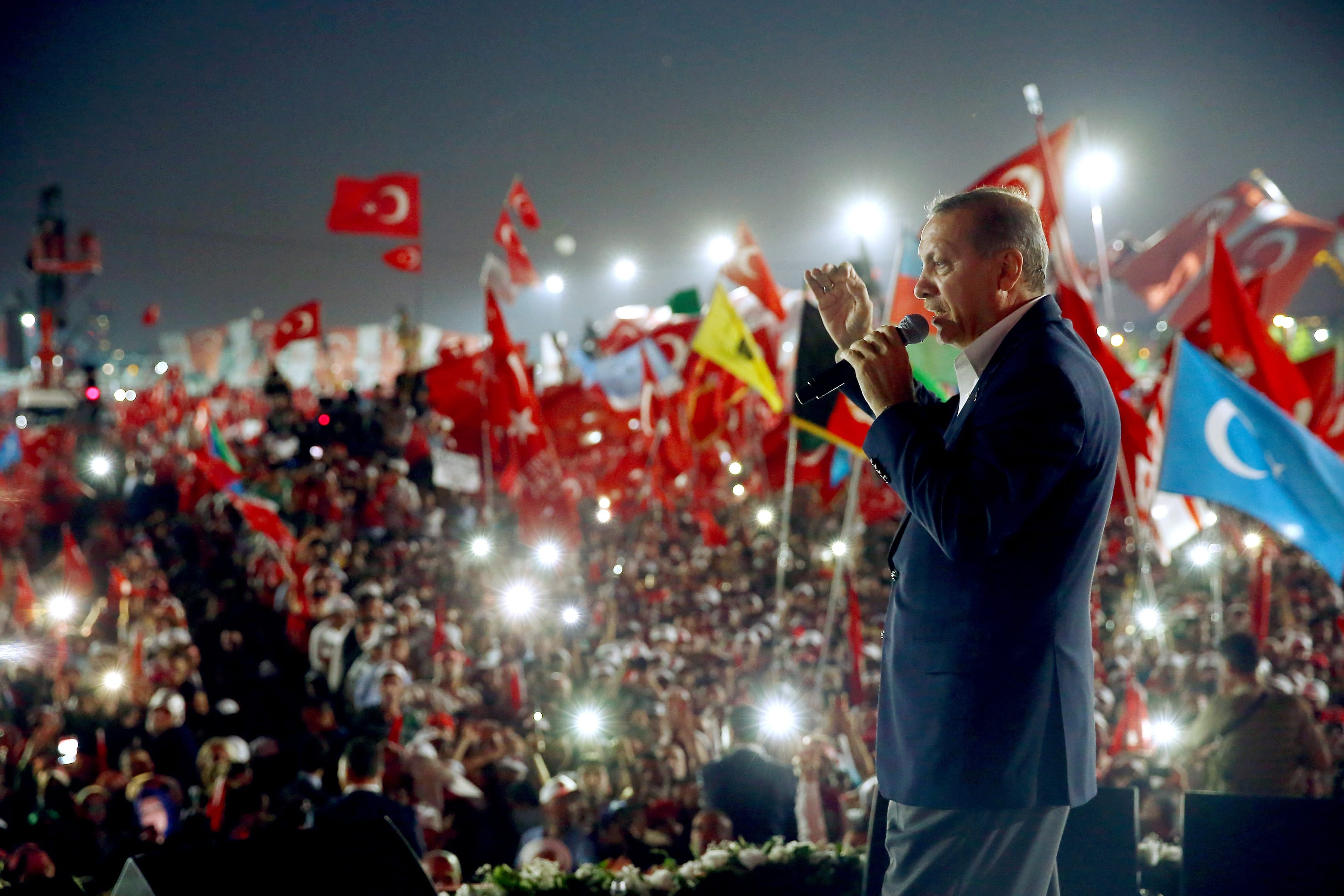Unpacking Turkey's Failed Coup: Causes and Consequences