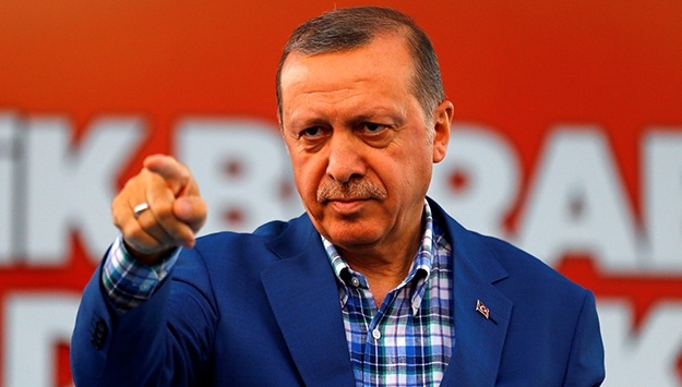April 16—Turkey's Day of Reckoning
