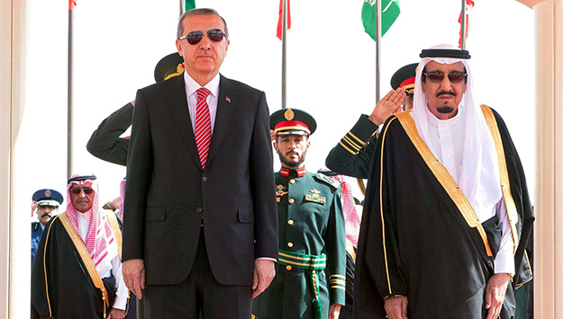 Frustrated Turkey Turns to Onetime Ally Saudi Arabia