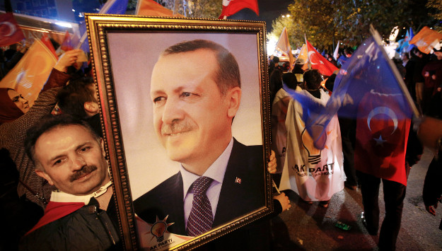 The AKP's Surprising but Pyrrhic Victory