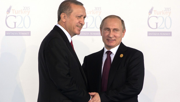 Monday Briefing: Erdogan Reaching Out to Russia; Update on Battle for Aleppo