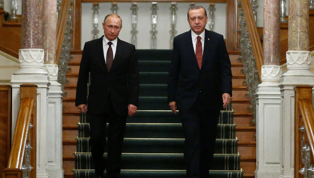 Turkey's Russian Pivot and American Dream
