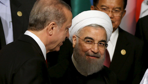 Turkey and Iran's Rekindled Courtship
