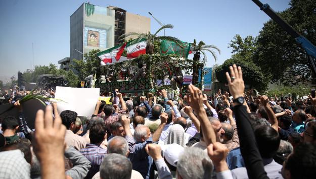Iran's Islamic State Problem Isn't Going Away
