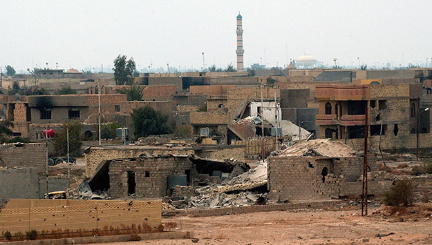 Learning from SIGIR's Final Report on Iraq Reconstruction