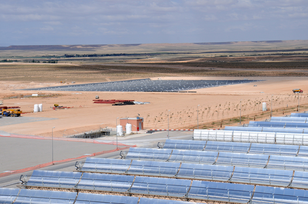 Solar Power Scale-Up in the MENA: Resolving the Associated Water Use Challenges