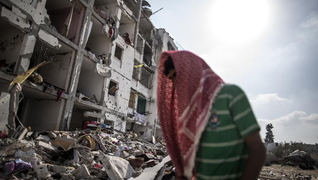 The Cruel War in Gaza Calls for a New Approach to Peace