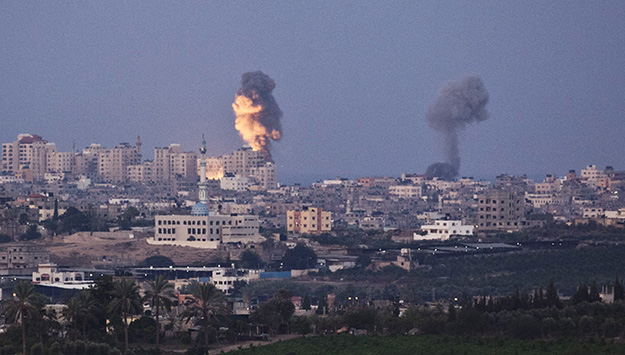 Shifting Allegiances: The Israel-Gaza-Egypt Triangle