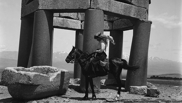 Gertrude Bell: New Documentary Sheds Light on Woman who Helped Shape Iraq