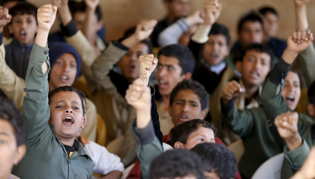 New Houthi-imposed university curriculum reportedly glorifies Iran, promotes sectarianism
