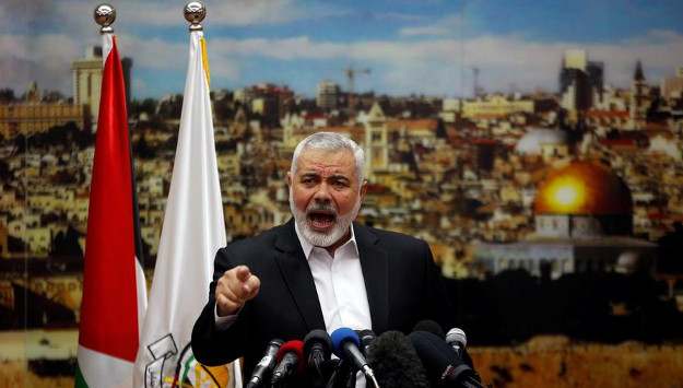 Hamas leader vows new intifada against Israel in letter to Iran's Khamenei