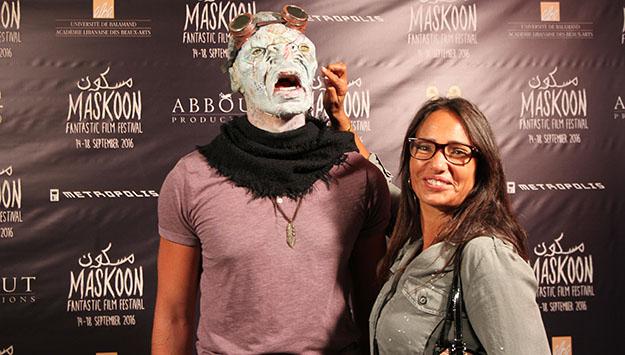 Beirut's Horror, Sci-Fi Film Fest a Hit Success