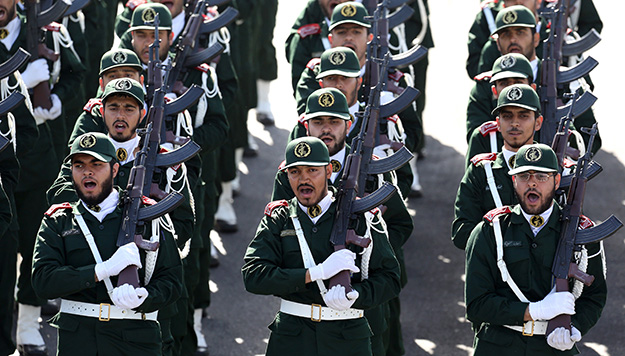 Iran as an Occupying Force in Syria