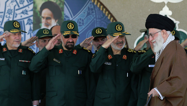 IRGC rules out missile talks with US and EU
