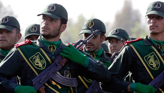 "I.R.G.C. Claims It Dismantled ""Terrorist Team"" in Northwest Iran"