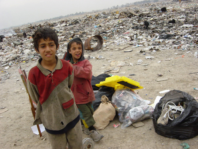 Iraq's Internally Displaced Persons (IDPs) Scale, Plight, and Prospects