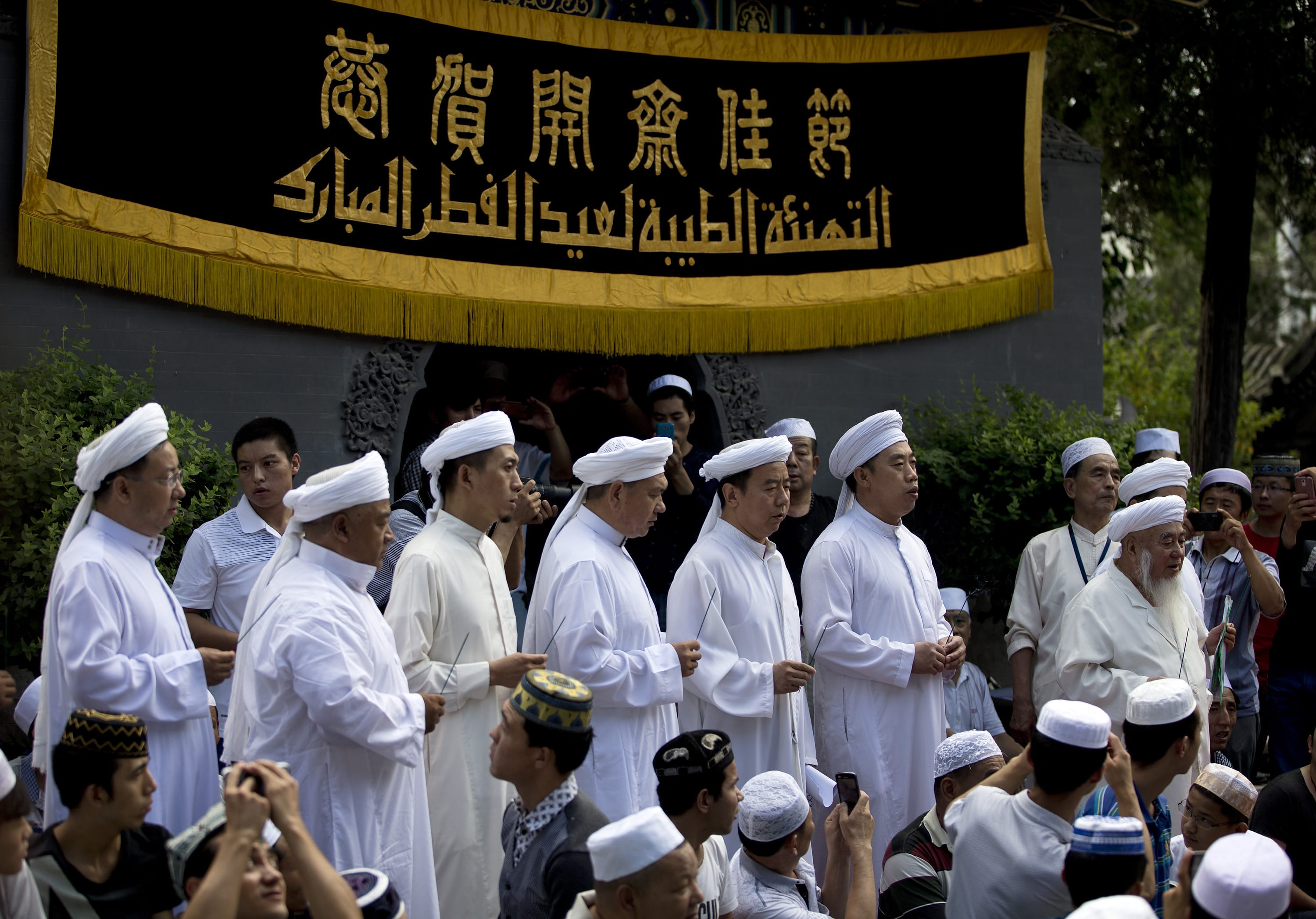 China's Muslim Communities: 'Under Maintenance'?