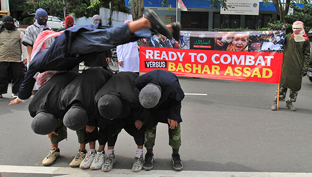 How ISIS Charmed the New Generation of Indonesian Militants