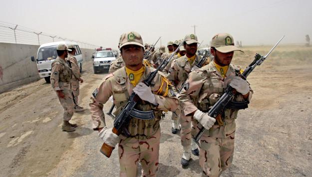 Militants kill two border guards in latest attack in northwestern Iran