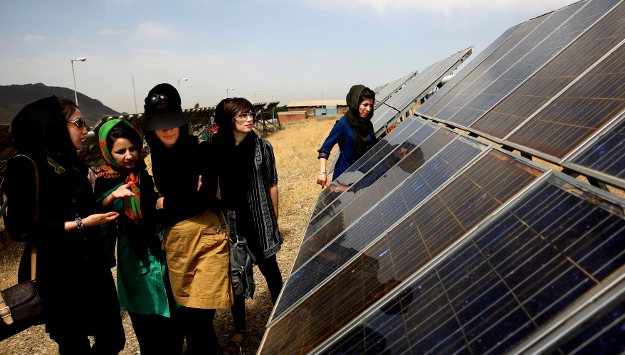 Iran's Renewable Energy Potential