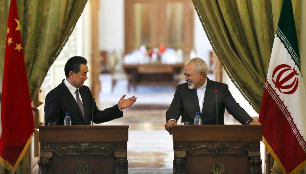 The Authoritarian Resurgence: Iran Abroad