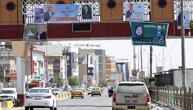 Iraqi elections: crafting a democracy amid challenges