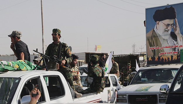 The Hashd: Redrawing the Military and Political Map of Iraq