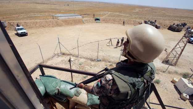 Has Jordan Acquiesced to Assad Regime Offensive in Southern Syria?
