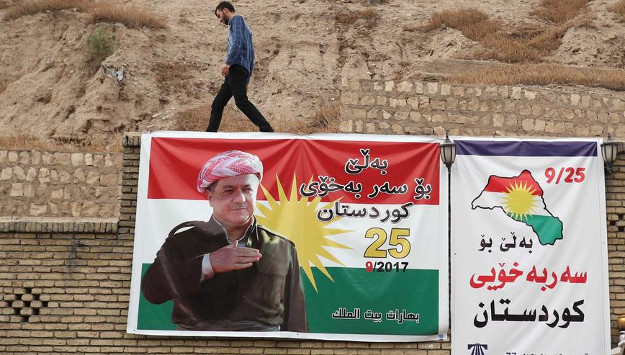 "Iran Rejects Kurdish Vote, Threatens to Punish Erbil over ""Israeli Project"""