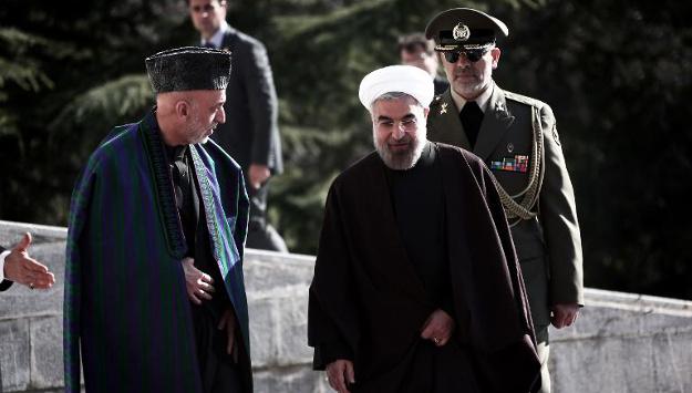 The Afghan Bridge in U.S.-Iranian Ties