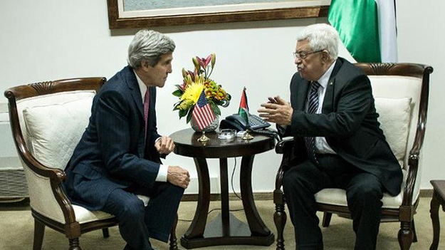 """Kerry's Proposed """"Framework"""" Offers Way Forward for Israel/Palestine"""