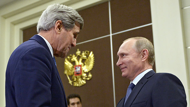 U.S.-Russian Cooperation on Syria: The Fear Factor