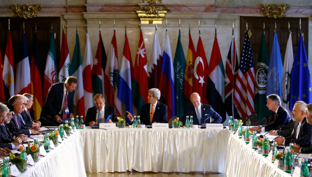 The Syrian Crisis Enters a New & Dangerous Phase