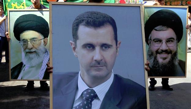 Celebrations of Iranian Revolution across Syria Shows Iran's Soft Power Hegemony