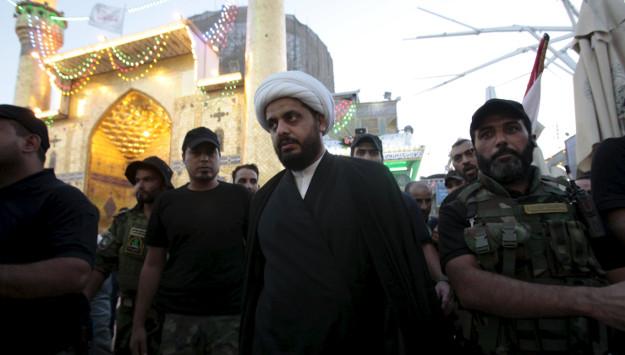 Lebanon issues arrest warrant for Iran-backed Iraqi militia commander