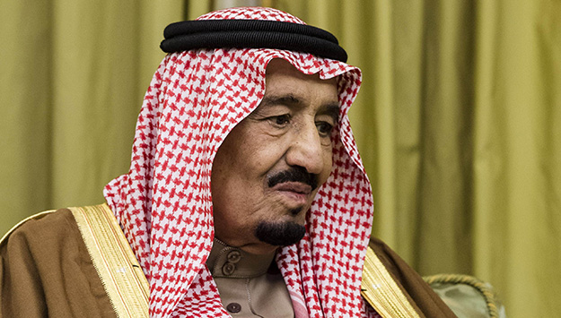 Saudi Arabia's Seamless Succession