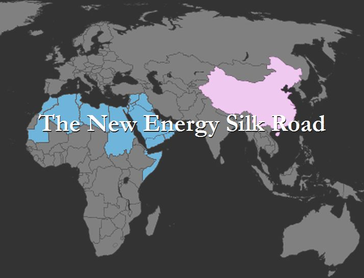 Emerging Asia and the Middle East: The New Energy Silk Road