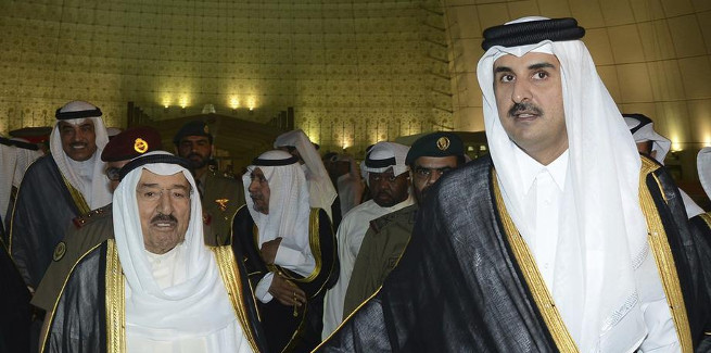 Kuwait, Oman, and the Qatar Crisis