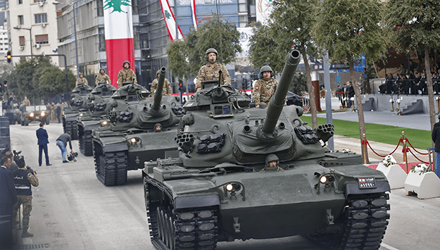 Don't scrap Washington's Lebanon policy. It's working.