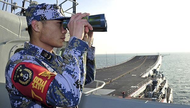 China's Soft Military Presence in the Middle East