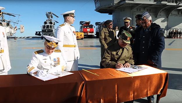 Russia Enters Libya's Conflict
