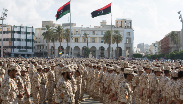Libyan Unity Government Efforts Need International Support