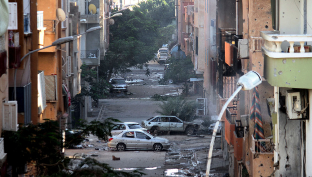 Libya's Escalating Civil War