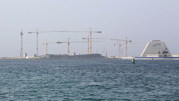 Art Dubai, Abu Dhabi Art, and the Sharjah Biennale: The Emergence of a Global Art Hub