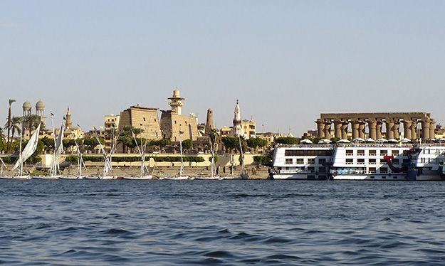 Luxor's Chance for Smart Development