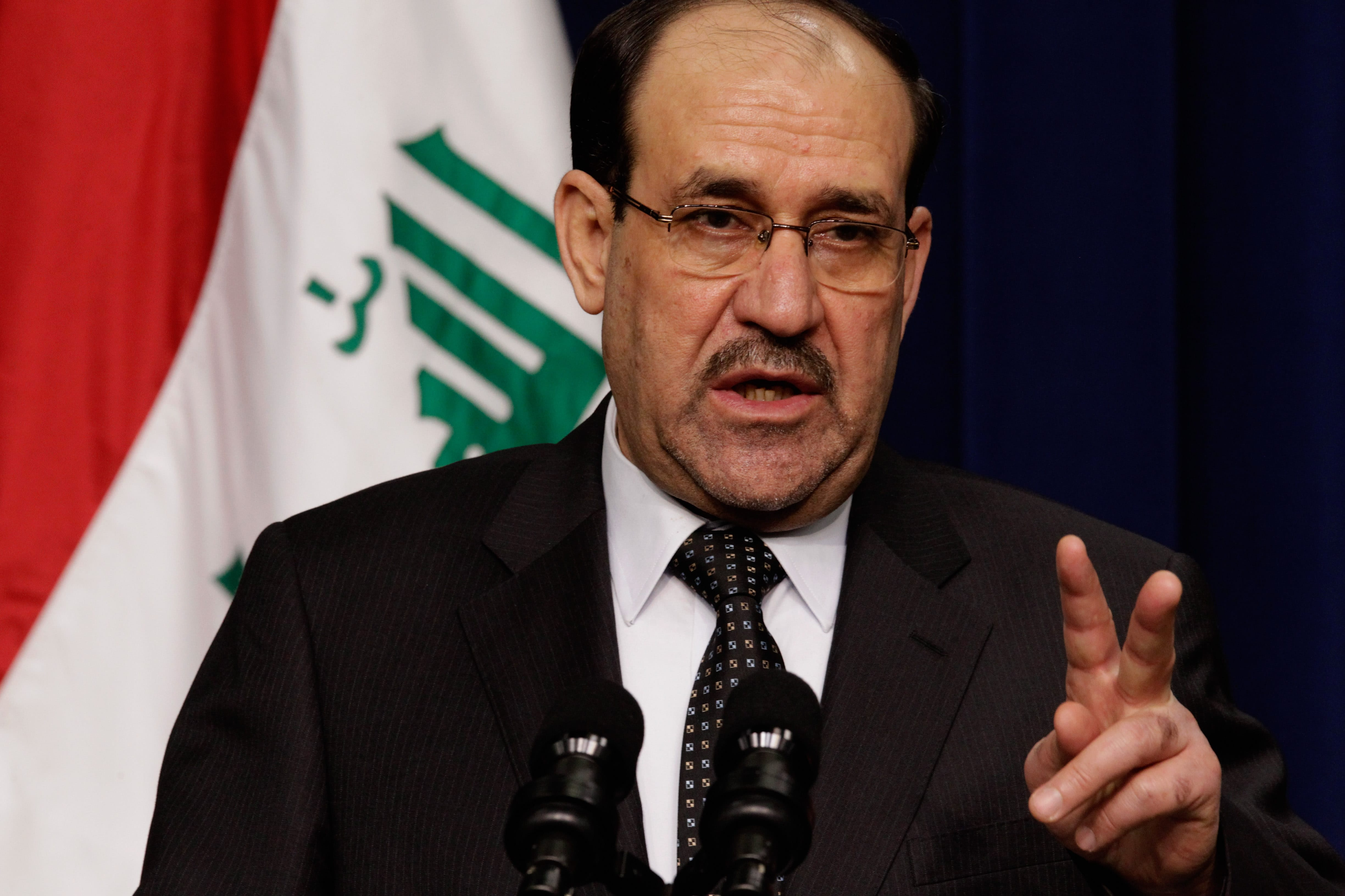 Maliki and the Security Sector in Iraq