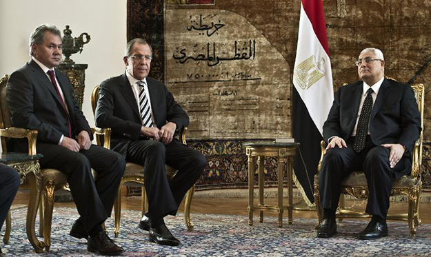 Cairo and Moscow: Limits of Alliance